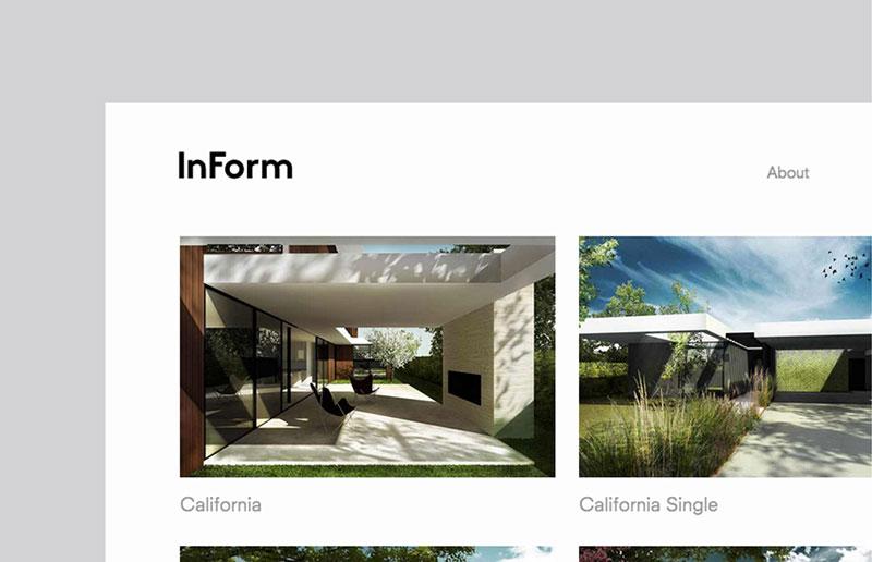 InForm Website
