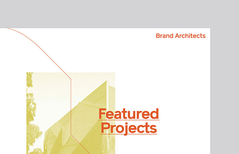 Brand Architects Website
